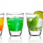 shooter verres à shot verre à vodka