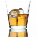 Verres à whisky et cognac