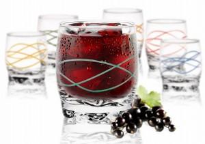verres à Sodas, Cocktails
