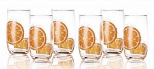 big_verre à soda motif orange