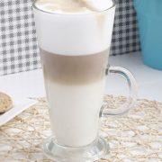 Tasse en Verre Machiatto Latte