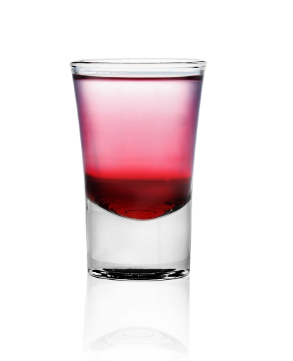Shooter, Verres à Shot - Vodka , Tequila - Passion - Arts de la Table -Sables et Reflets