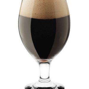 verres à bieres brune sables et reflets arts de la table