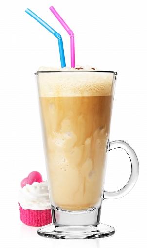 Tasse en Verre Machiatto Latte - Arts de la Table - Sables et Reflets