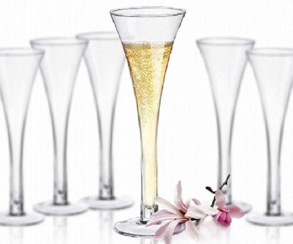 Flûte à Champagne Rio • Sables et Reflets Boutique Verre