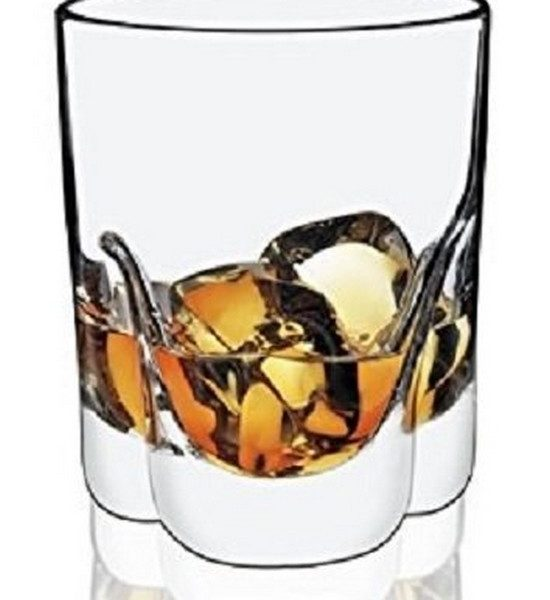 6 Verres à Whisky - Victory - 250 ML - Sables & Reflets