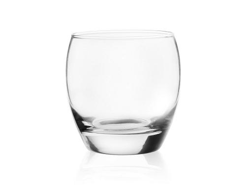 6 Verres à eau - Gobelets - Forme Goutte d'eau - 250 ml
