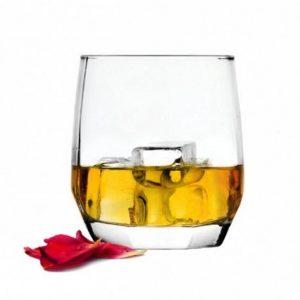 6 Verres à Whisky / Originaux / 280 ML