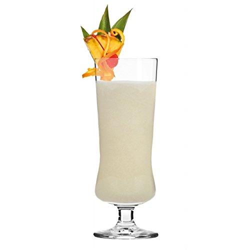 6 Verres Pigna Colada Cocktail