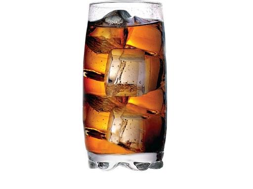 6 Verres à eau, Soda et à jus / Cola, Limonade, Cocktails