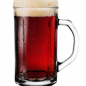 4 Verres à bière Choper/Chope de bière/Traditionnelle 500 ML