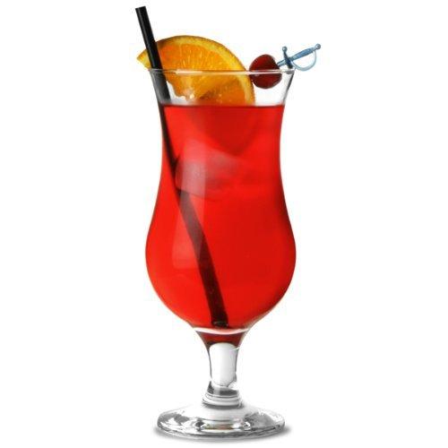 SABLES & REFLETS 6 Verres à Cocktail 420 ML - Qualité Professionnelle