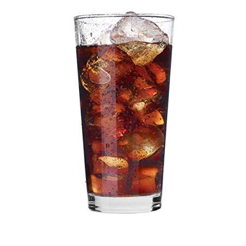 6 Verres à jus - Verres à Eau - Verres à Soda et Cocktail