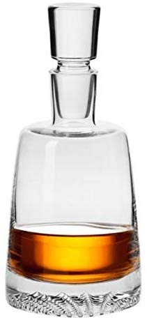 Carafe à Wisky/James Burry/Fait Main / 1 L