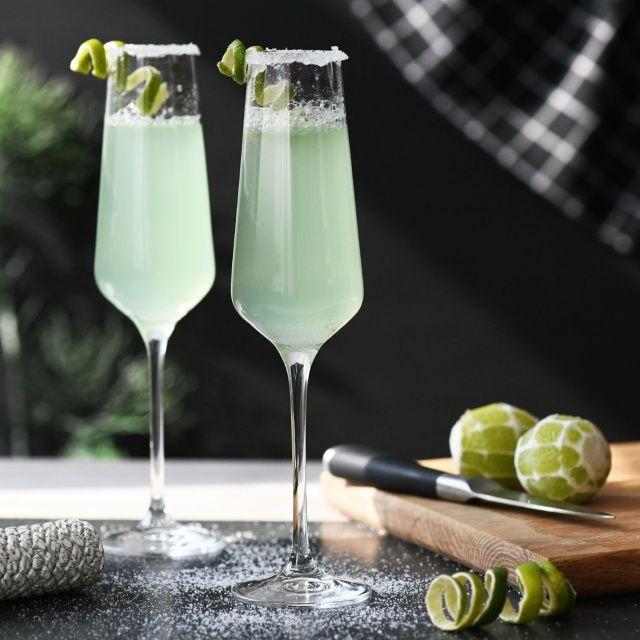 6 Flûtes Champagne L'Avant Garde